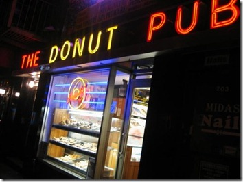 donut pub