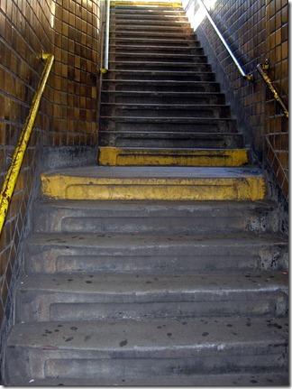 High Street Steps