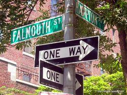 The Corner Falmouth & Hampton