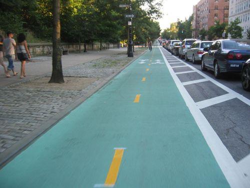 Ppw bike lane