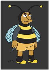 Bumblebee guy