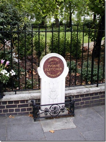 Yvonnefletchermemorial