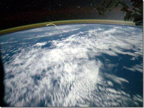 atlantis reentry