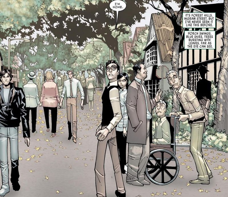 Spiderman ingram street
