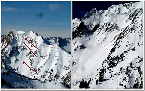 Mount Superior tracks